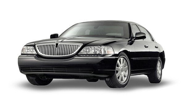 lack Lincoln Town Car - Home